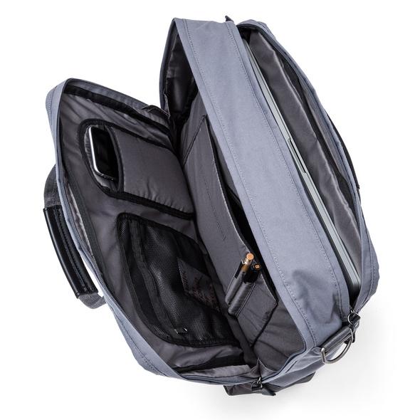 "AEP Laptoptasche Work Bag delta classic Essential Edt. 15"" mars red"