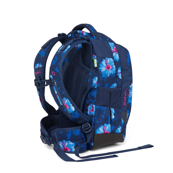 Satch Schulrucksack Sleek 24l waikiki blue