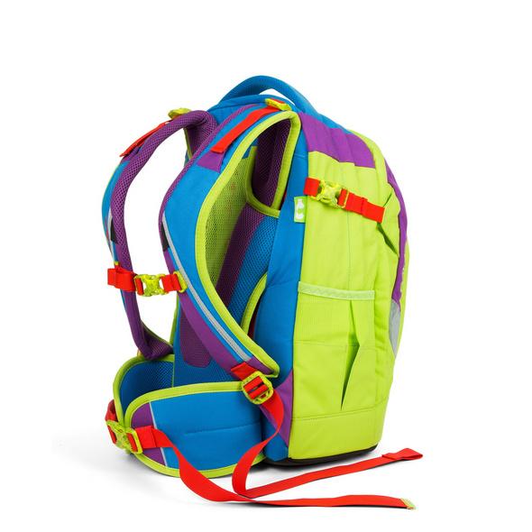 Satch Schulrucksack Pack 30l flash jumper