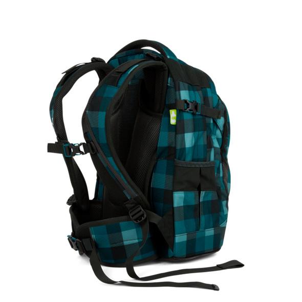 Satch Schulrucksack Pack 30l blue bytes