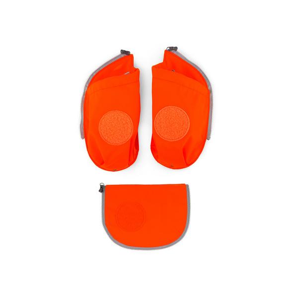 Ergobag Seitentaschen Cubo 3tlg. orange