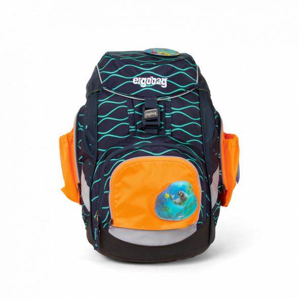 Ergobag Universal Seitentaschen Pack, Cubo, Cubo Light (ab 2020) orange