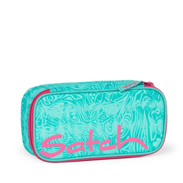 Satch Schlampermäppchen Aloha Mint