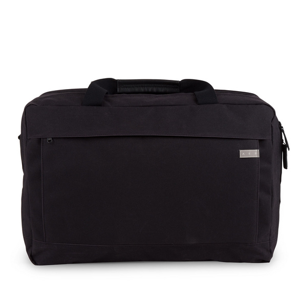 "AEP Laptoptasche Gamma 15"" suit pitch black"