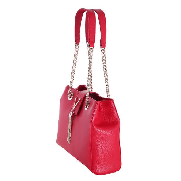 Valentino Bags Kurzgriff Tasche Divina VBS/1R406G argento