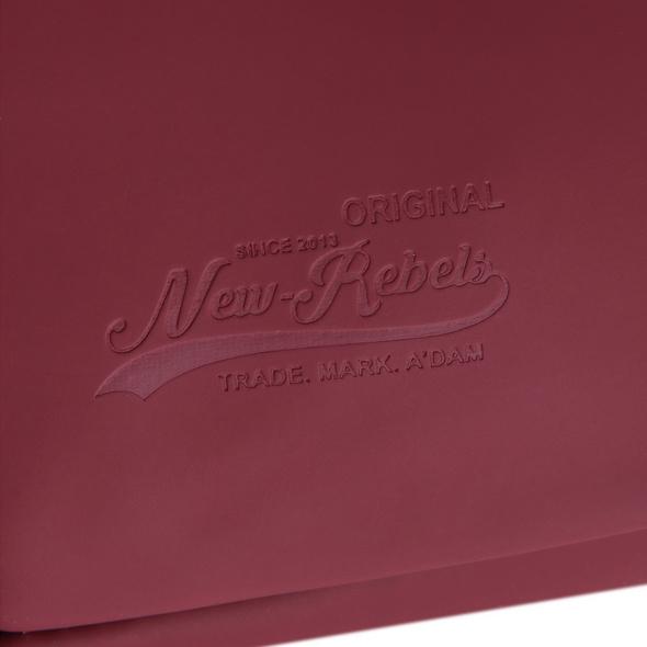 New Rebels Sporttasche Mart Weekender 20.1016 burgundy