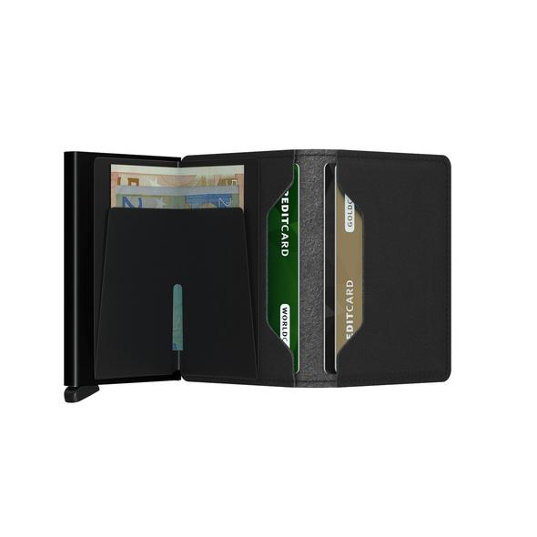Secrid Kreditkartenetui Slimwallet yard black