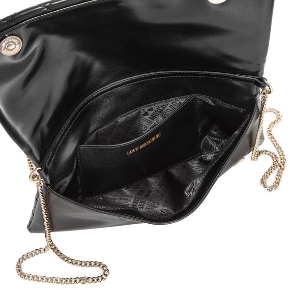 Love Moschino Abendtasche JC4123 schwarz