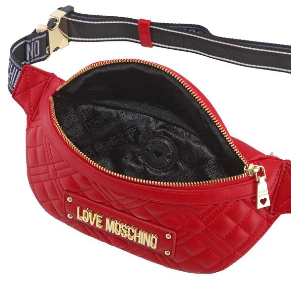 Love Moschino Bauchtasche JC4003 weiß
