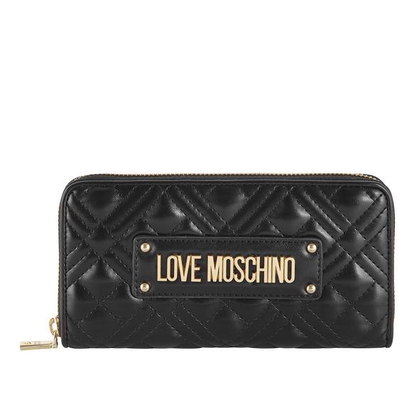 Love Moschino Langbörse Damen JC5600 schwarz