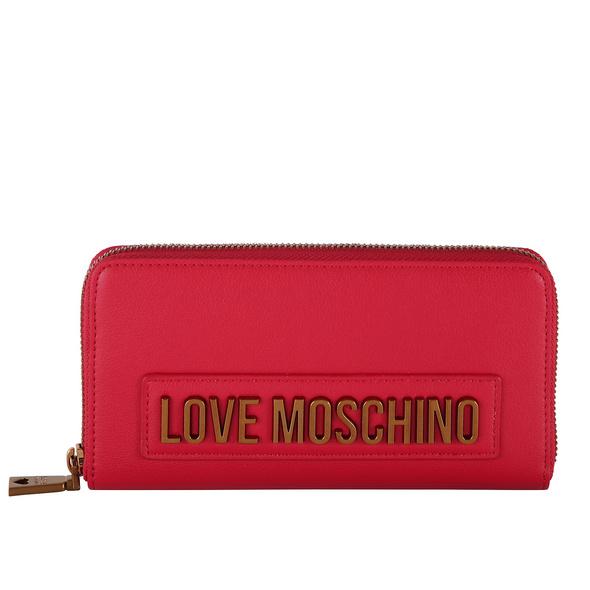 Love Moschino Langbörse Damen JC5622 mittelrot