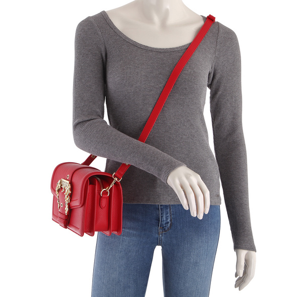 Versace Jeans Couture Abendtasche Linea F DIS 1 taupe