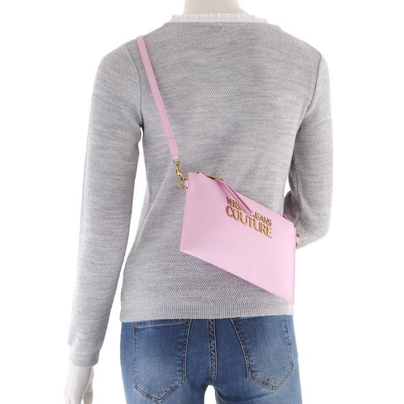 Versace Jeans Couture Abendtasche Linea L DIS 9 bianco