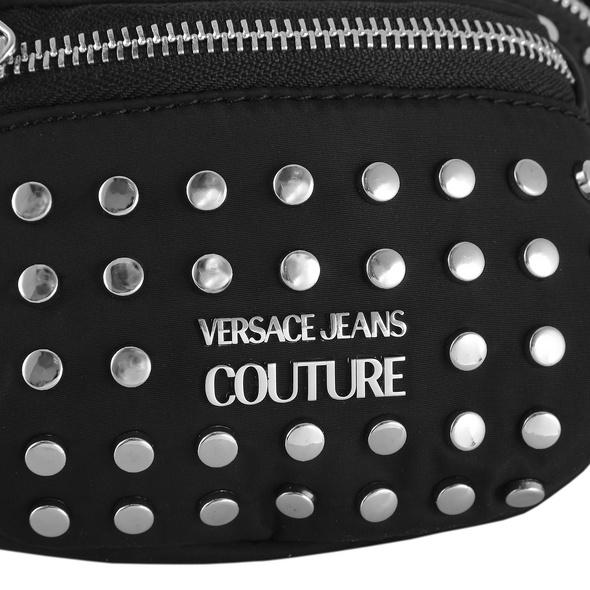 Versace Jeans Couture Bauchtasche Linea B DIS 4 schwarz