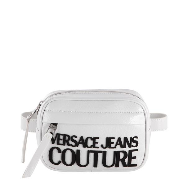 Versace Jeans Couture Bauchtasche Linea M DIS 2 weiß
