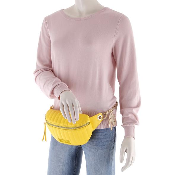 Versace Jeans Couture Bauchtasche Linea Q Dis. 5 gelb