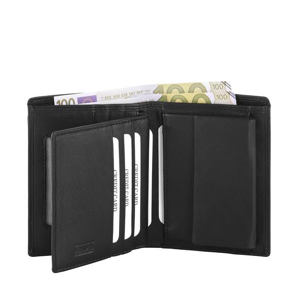 Rada Geldbörse Herren Lienz schwarz
