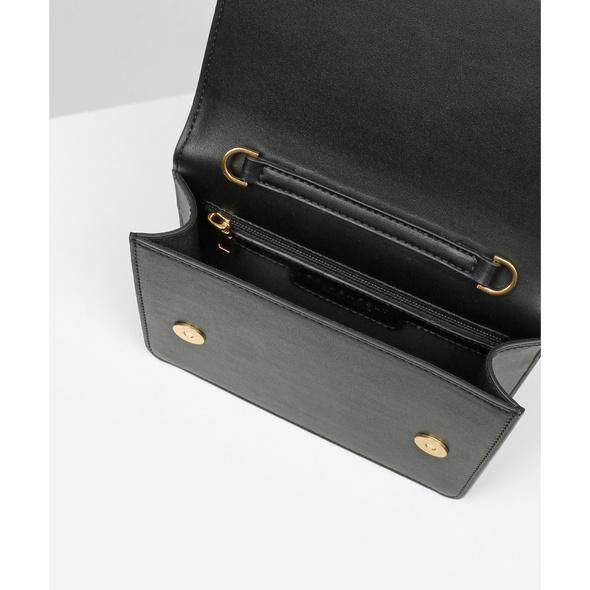 Seidenfelt Manufaktur Umhängetasche Levanger black