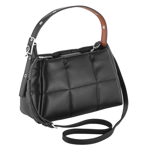 Calvin Klein Kurzgriff Tasche Bax Tote SM Q black