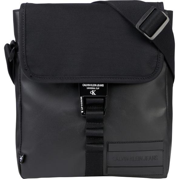 Calvin Klein Jeans Umhängetasche Reporter W/Flap black