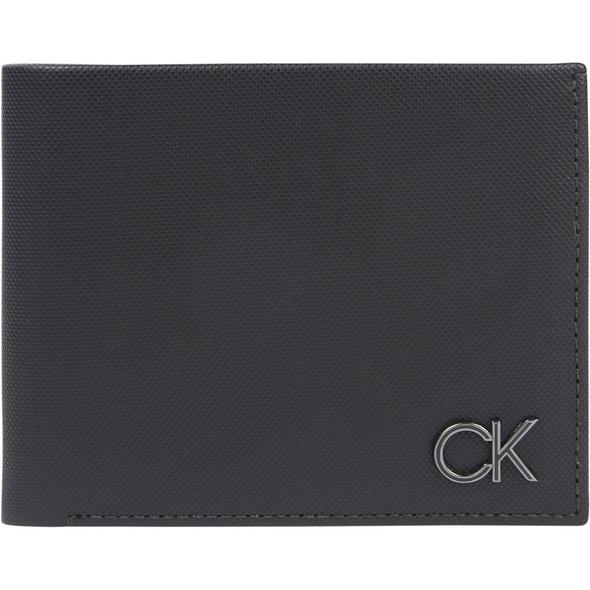 Calvin Klein Querbörse Herren Bifold black