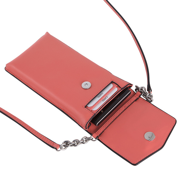 Calvin Klein Handy Hülle Re-Lock Phone Pouch black