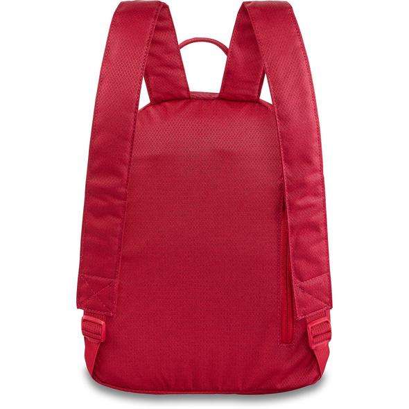 Dakine Damenrucksack Essentials Pack Mini 7l port red