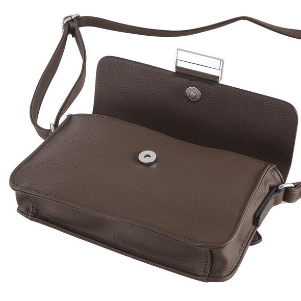 Gerry Weber Umhängetasche Talk Different II Shoulderbag SHF dark brown