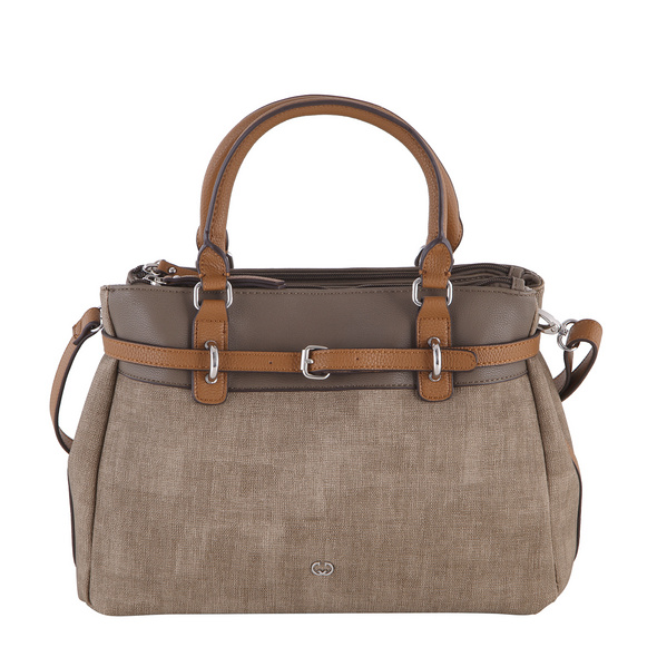 Gerry Weber Kurzgriff Tasche Back To Earth Hand Bag MHO taupe