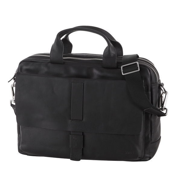 "Joop Laptoptasche Loreto Pandion BriefBag MHZ 15"" black"