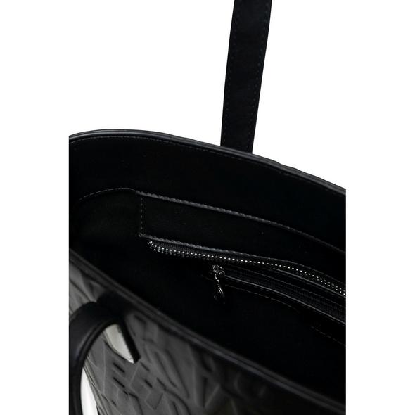 Desigual Kurzgriff Tasche Kaila New Nerima Medium negro