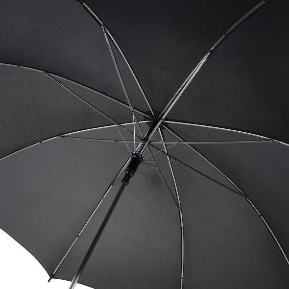 Happy Rain Stockschirm Long AC 70967 black