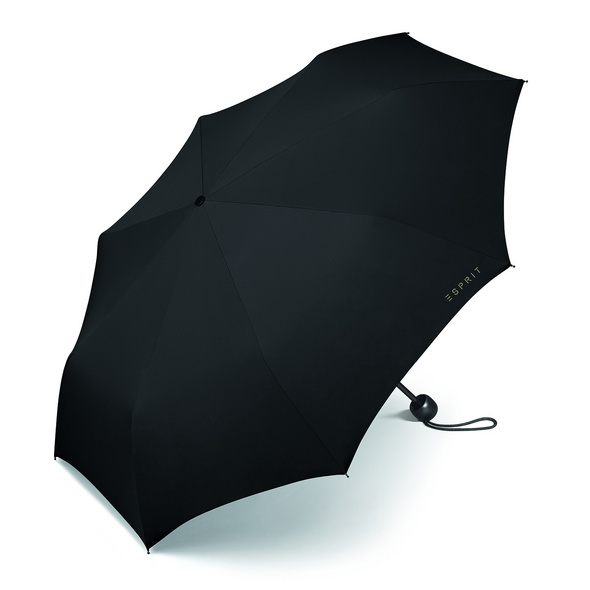 Esprit Taschenschirm Mini Basic schwarz