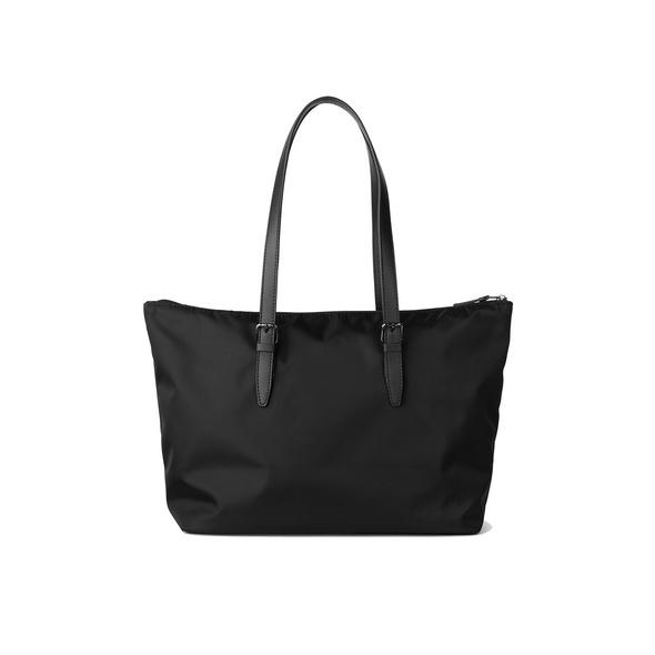 Bree Shopper Barcelona Nylon 18 schwarz
