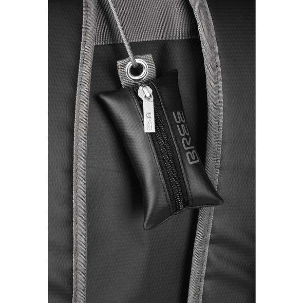 Bree Damenrucksack Punch 93 23l black