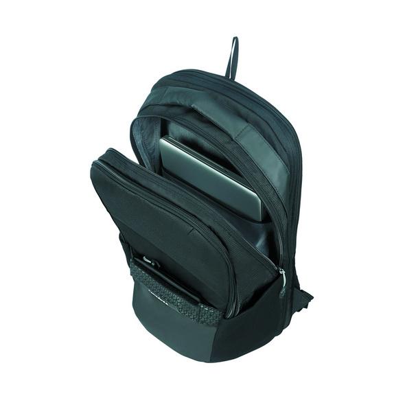 "Samsonite Laptop Rucksack Hexa-Packs 15.6"" schwarz"