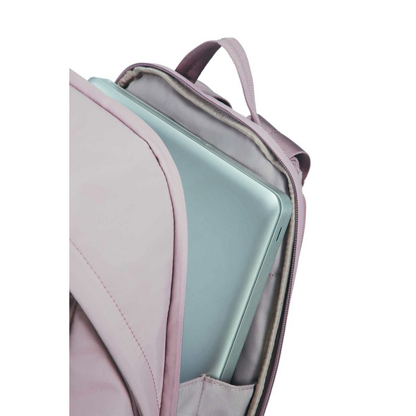Samsonite Laptop Rucksack WM Lady Backpack 14,1'' old rose