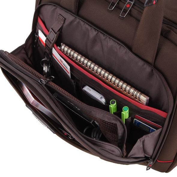 Samsonite Laptoptasche Pro-DLX 4 16''' black