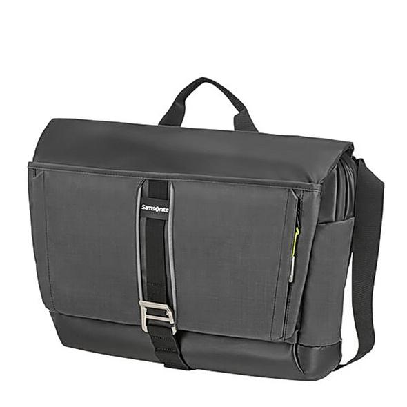 """Samsonite Laptoptasche 2WM Messenger 15.6"""" 46 cm schwarz"""