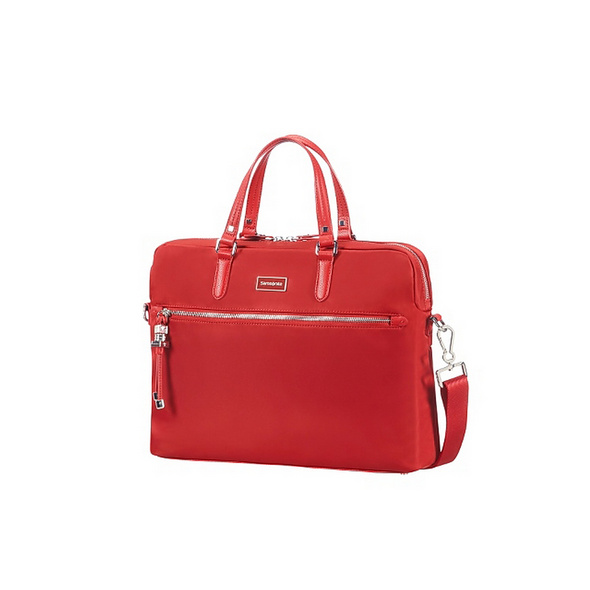 "Samsonite Laptoptasche Karissa Biz 15.6"" formula red"