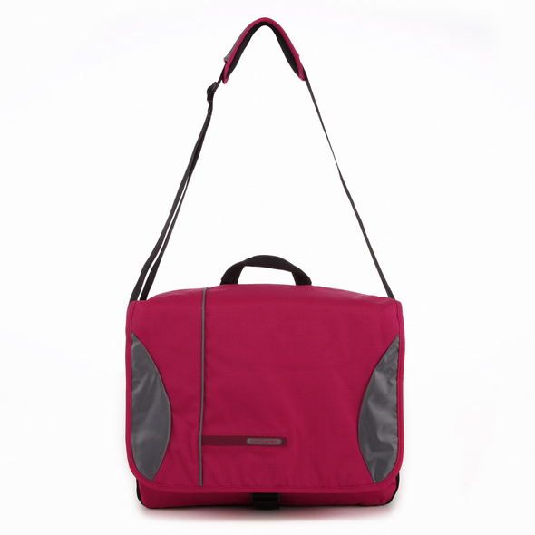 "Samsonite Laptoptasche 2WM Messenger 15.6"" 46 cm saffron"