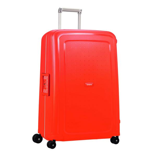 Samsonite Reisetrolley S'Cure 75cm red capri