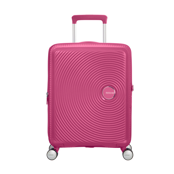 American Tourister Reisetrolley Soundbox 55cm magenta