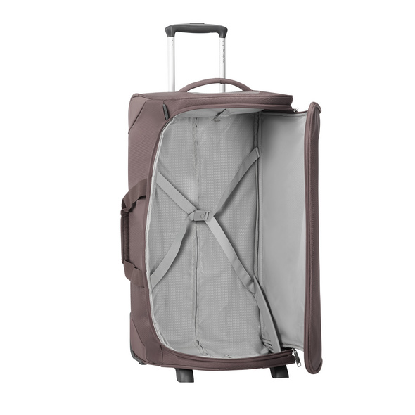Samsonite Reisetasche mit Rollen Dynamore 67cm taupe