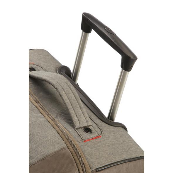 Samsonite Reisetasche mit Rollen Rewind 113l taupe