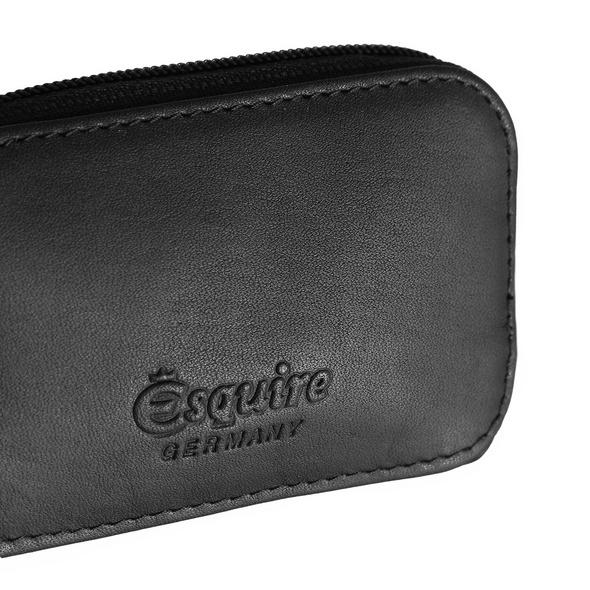 Esquire Schlüsseletui Logo 2020 39621 schwarz