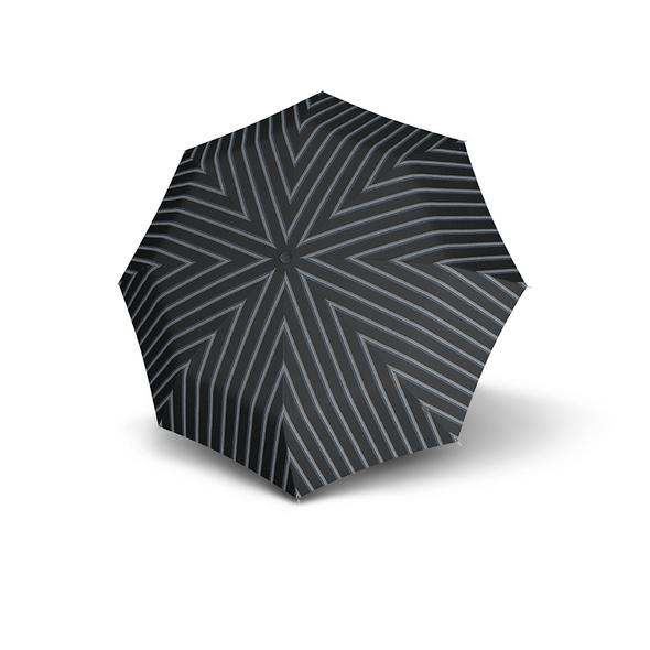 Knirps Taschenschirm T.200 Duomatic Justin grey