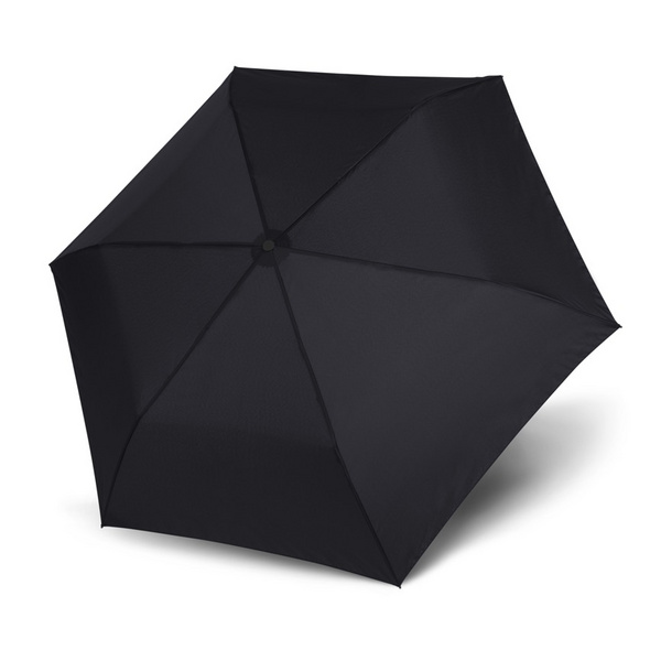 Doppler Taschenschirm Zero uni black