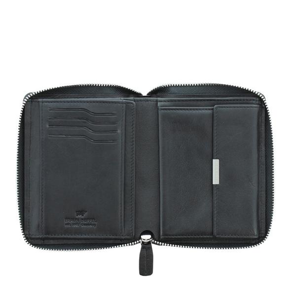 Braun Büffel Portmonee Damen Golf 2.0 RV-Geldbörse H 8CS schwarz