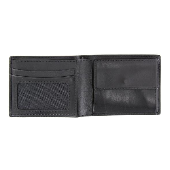 Braun Büffel Geldbörse Gaucho 5CS schwarz